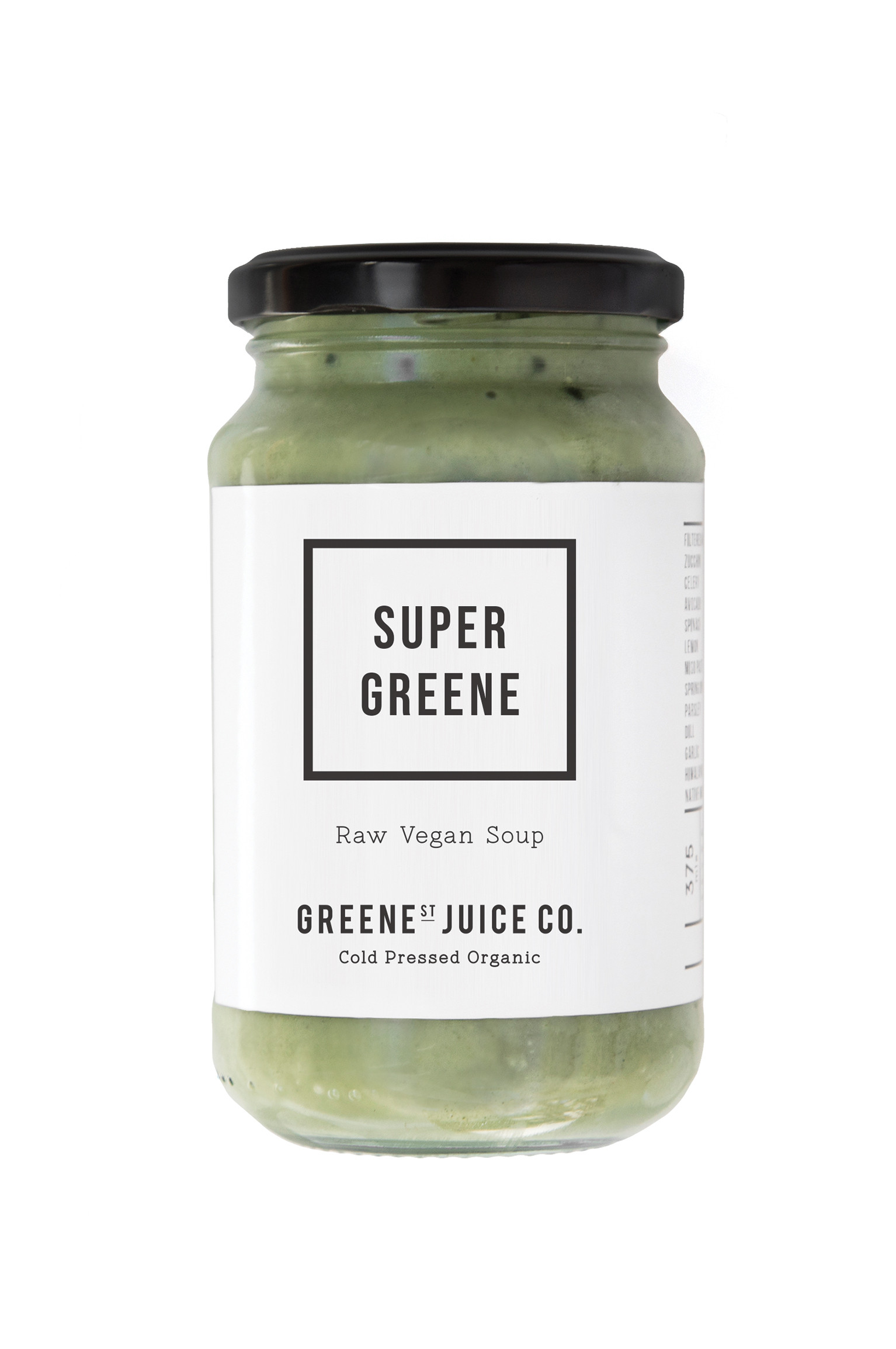 Super Greene Soup