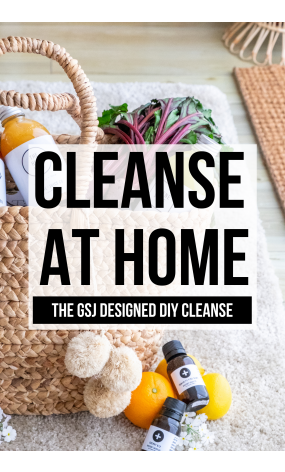 Cleanse At Home
