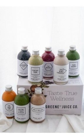 The Reset 3 Day Cleanse